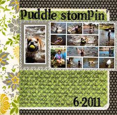 Puddle Stompin'