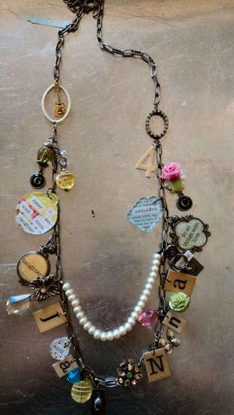 Margie Romney-Aslett Memory Necklace from CE 2010