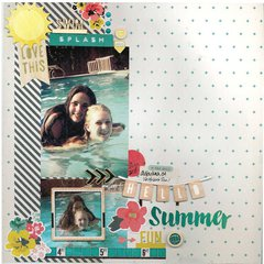 **Crate Paper Poolside - Summer Fun