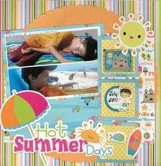 Hot Summer Days