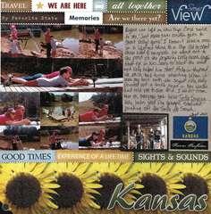 Kansas 2011 featuring Scrapbook Customs Kansas and Travel Products