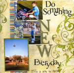 Do Something NEW Everyday