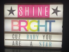 Shine Bright **Heidi Swapp Lightbox