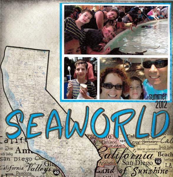 Sea World - Summer 2012