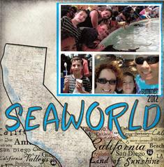 Sea World - Summer 2012