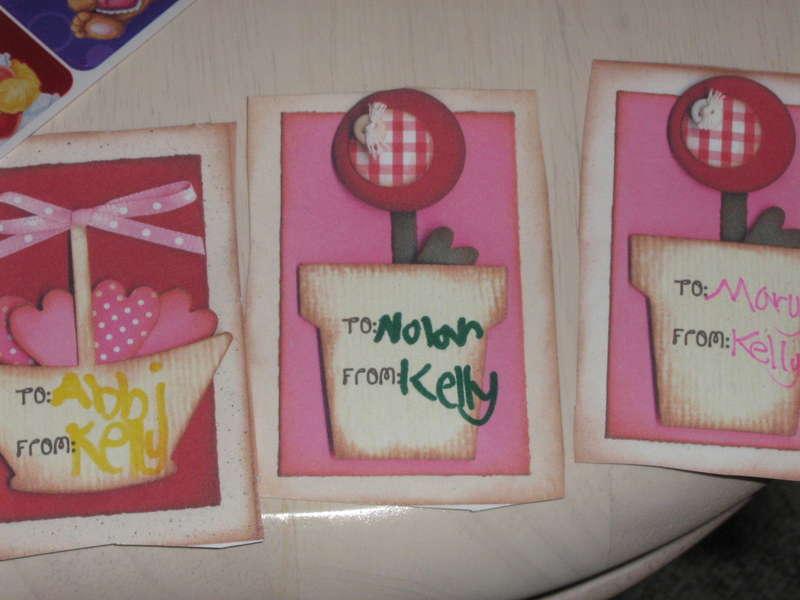V-Day Mini Cards 2