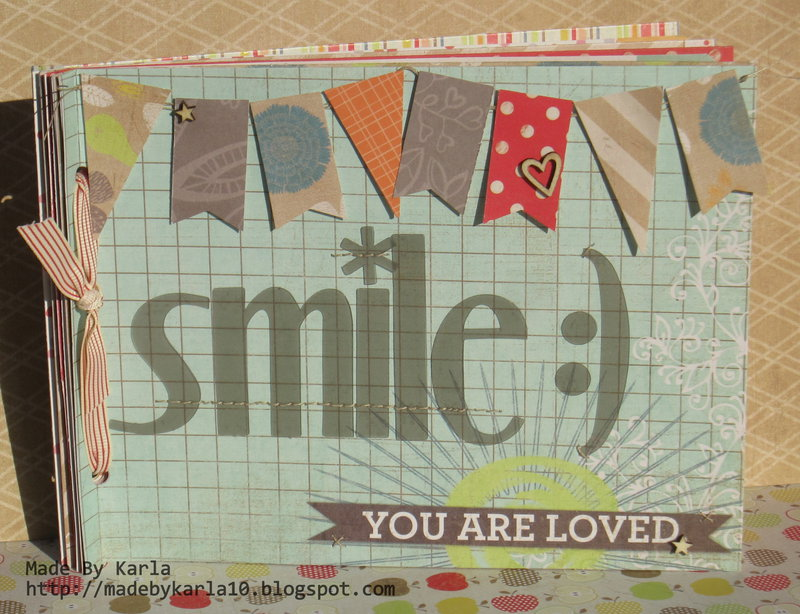 Smile Card by Karla Der