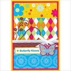 Butterfly Kisses Card