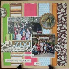 Do the Zoo by Kerry Lewis
