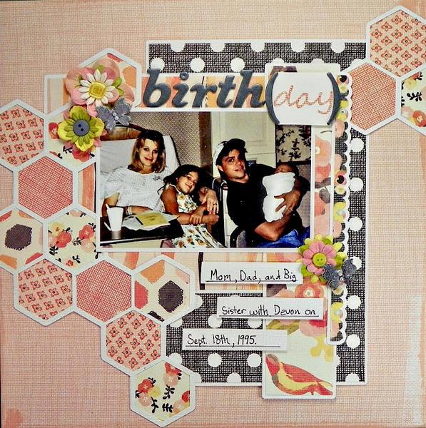 Birthday by DT member Britt