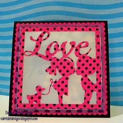 Love by DT Member Dayna Sabrina