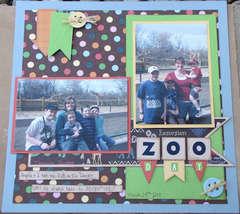 Zoo Day by Elizabeth Lowery