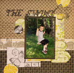 The Swing by Esther Turner