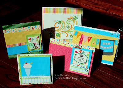 Birthday Cards by Rita Barakat