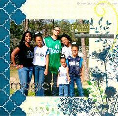 Family by Thomisia Francois