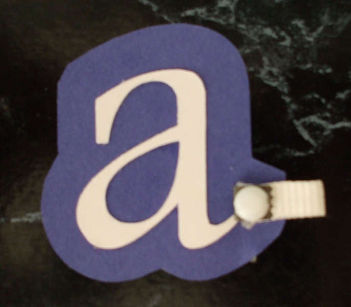 LOTW - Letter a in Nautical