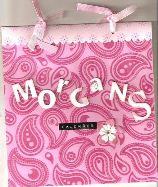 Morgan's Calendar