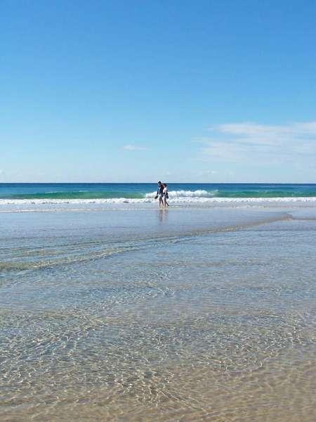 Beautiful Coast Line - Gold Coast AU