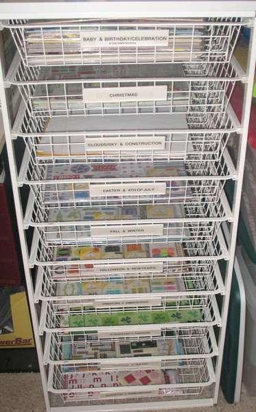 Page Kit Storage