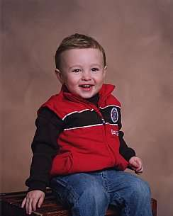 Donnies 2 yr old pic