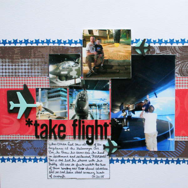 *take flight*