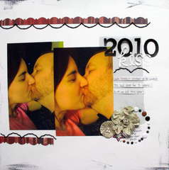 2010 kiss