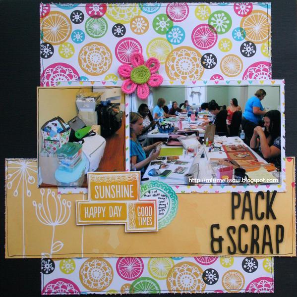 Pack & Scrap
