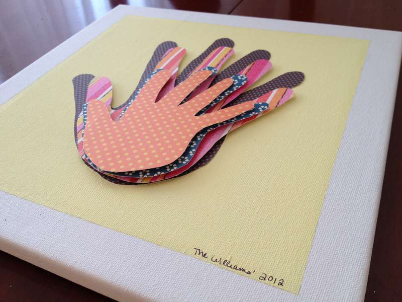 Hand Tracing Canvas