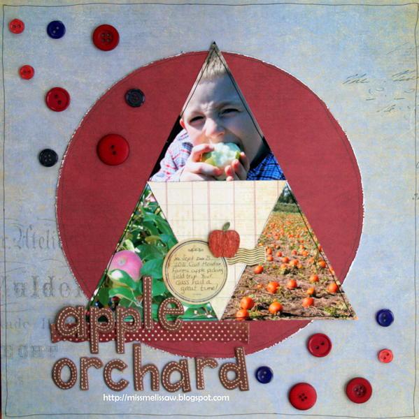 LCOM2 * apple orchard