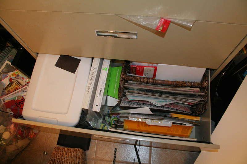 My Mess.