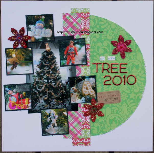 on the tree 2010