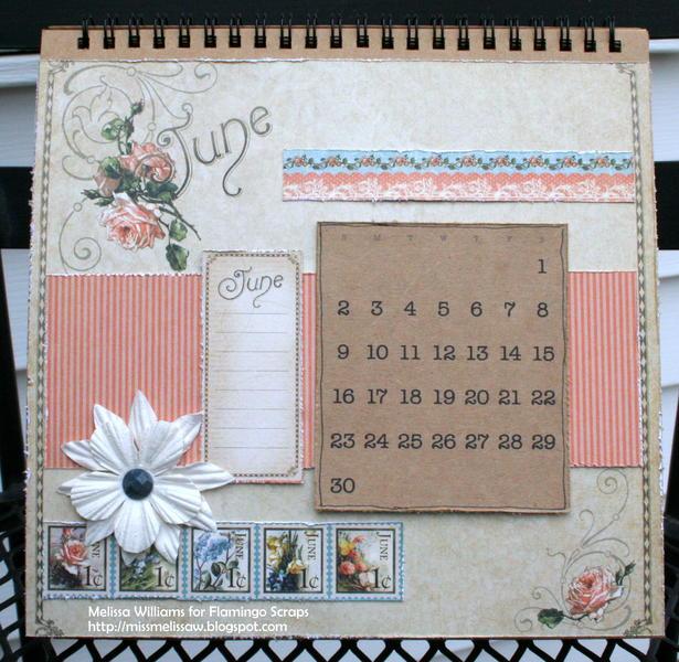 2013 calendar - June