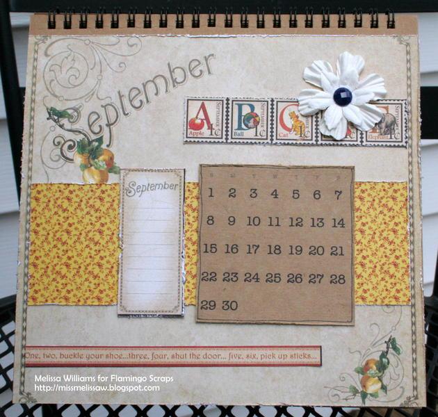 2013 calendar - September
