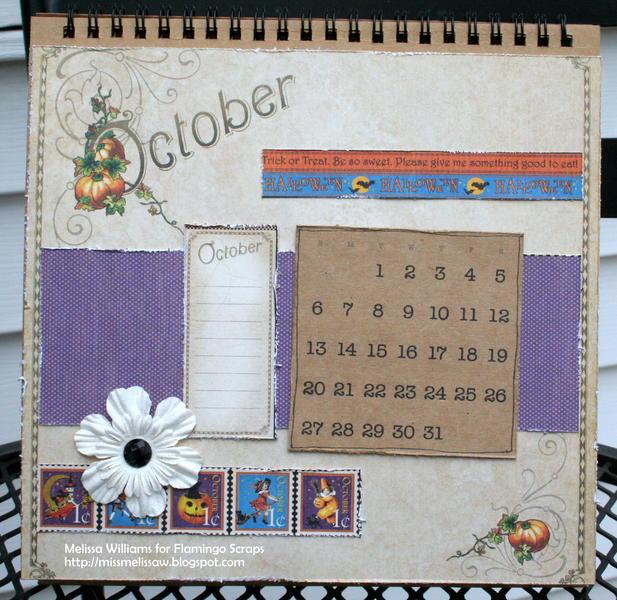 2013 calendar - October