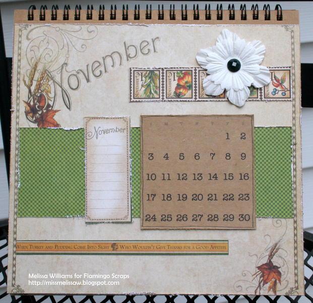 2013 calendar - November