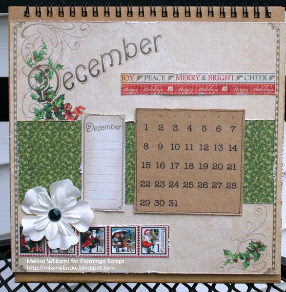 2013 calendar - December