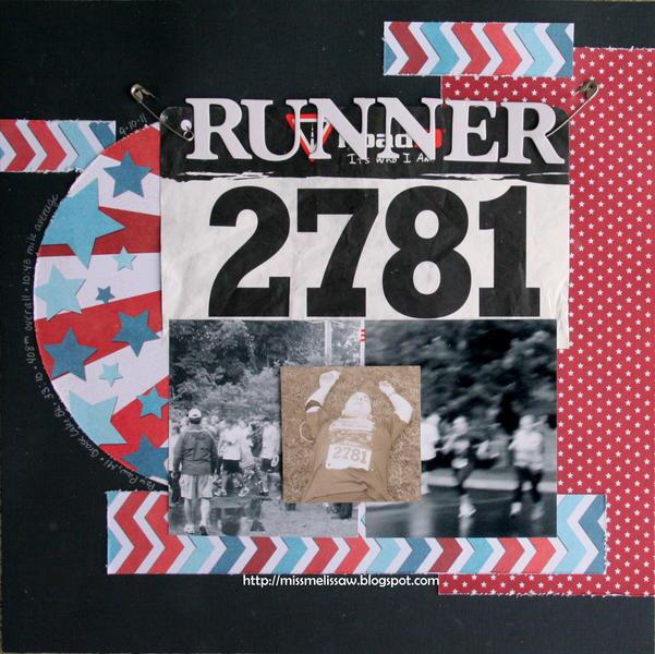 Runner 2781