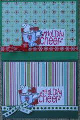 Holiday Cheer - Xmas 2009 Card Design 1
