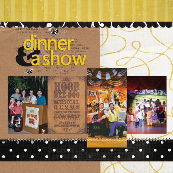 dinner & a show ~ page 27