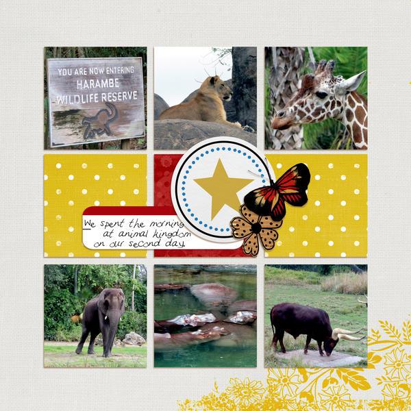 Animal Kingdom ~ page 9