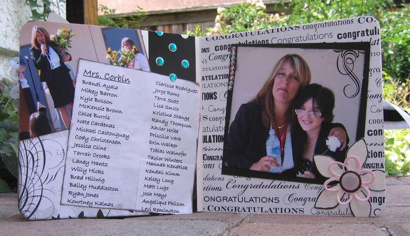 Chloe's 6th Grade Graduation- page 11 and 12