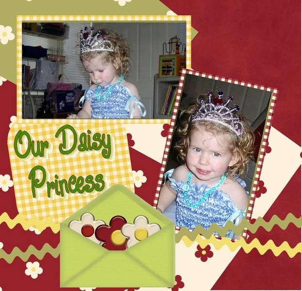 Our Daisy Princess