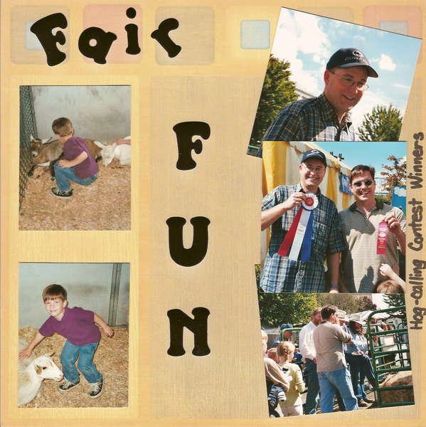 Fair Fun - left side