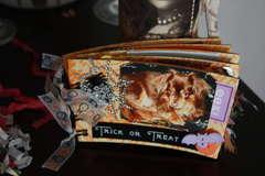 Starbucks Cup Sleeve '08 Autumn Mini Album Cover
