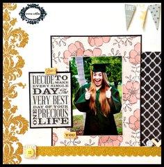 My Graduate part 1