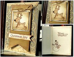 Christmas Card #1 - 2013...
