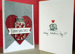 Valentine's Card #3...