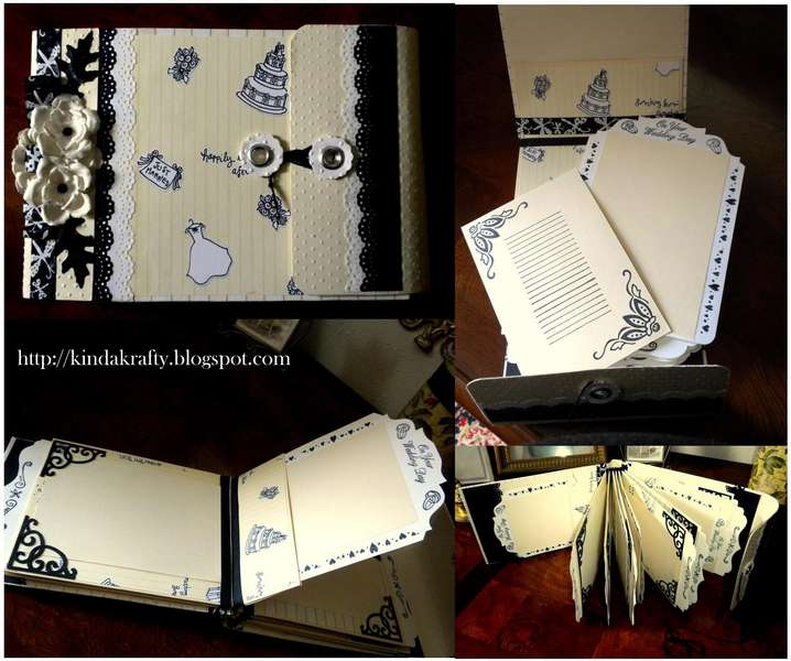 Wedding Mini Album - Pocket Pages...