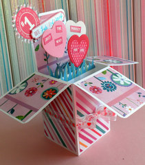 Jaelin's Valentine's Card - 2014...