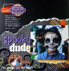Spooky Dude...